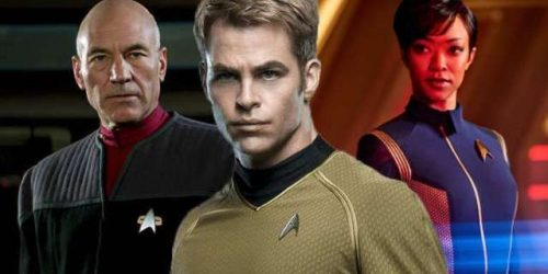 Star Trek Writer Ronald D. Moore on Fear of Franchise Fatigue