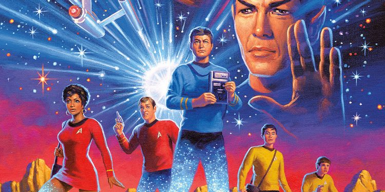 tw year five 1 750x375 IDW Heads Back to Classic STAR TREK With YEAR FIVE