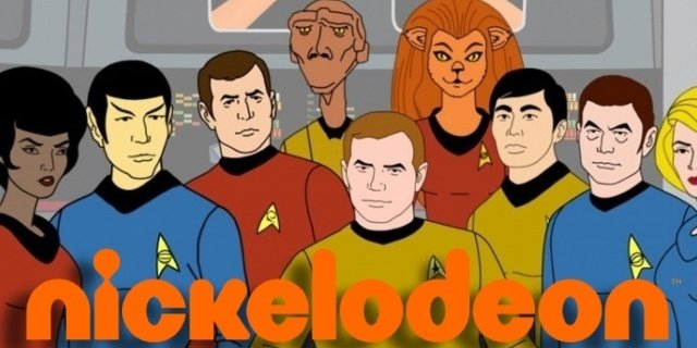 Star Trek Animated Kids Show in the Works at Nickelodeon