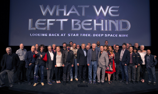 wwlb castpremiere 'Star Trek' Doc: Shout! Acquires 'What We Left Behind'