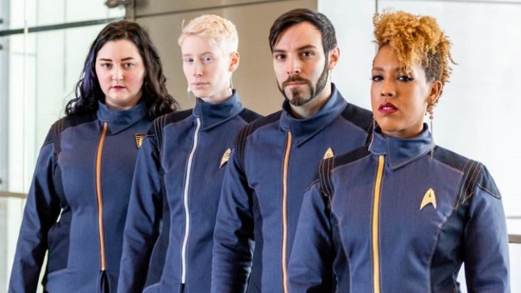 volante head 750x422 New 'Star Trek: Discovery' Inspired Jackets Introduced By Volante