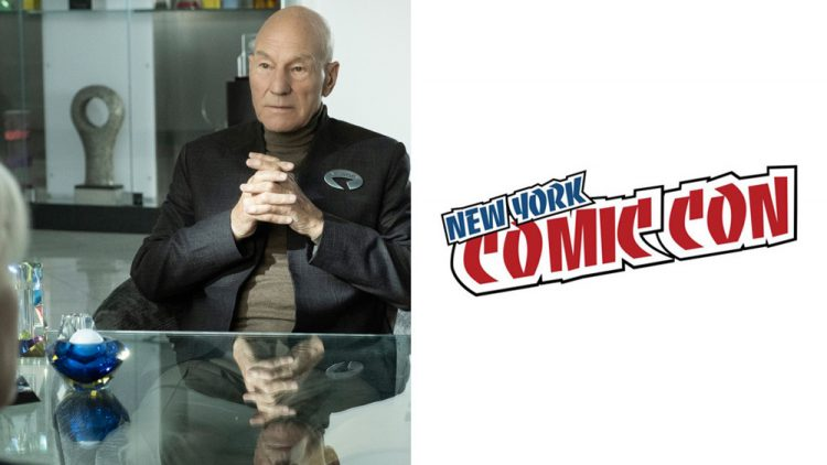 picard new york comic con 750x422 'Star Trek: Picard,' 'Discovery,' 'Nancy Drew' & More From CBS Studios Beaming Into New York Comic Con