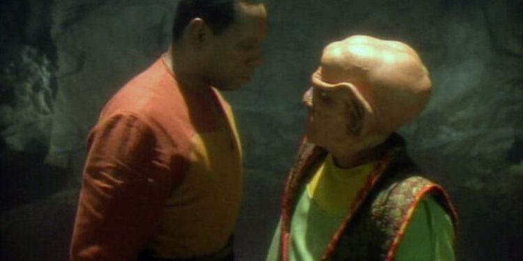 GettyImages 162770334 760x380 1 750x375 Deep Space Nine: The Trek spinoff that saved the day by staying put